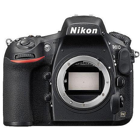 Nikon D810 旗艦型全片幅FX單機身(公司貨)-送電池+專業相機包+鋼化玻璃貼+快門線+遙控器+HDMI+大清潔組