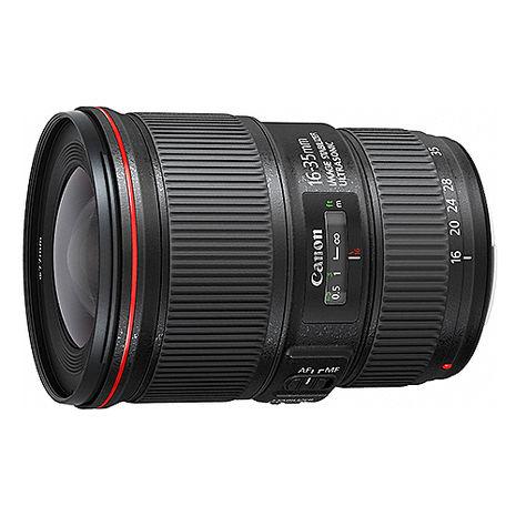 Canon EF 16-35mm f4L IS USM 專業超廣角變焦鏡頭(平行輸入)