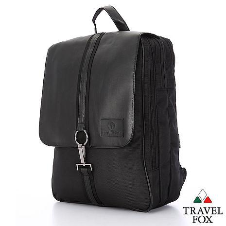 Travel Fox 旅狐千戶多層電腦後背包(黑)(TB535-01)【預購】