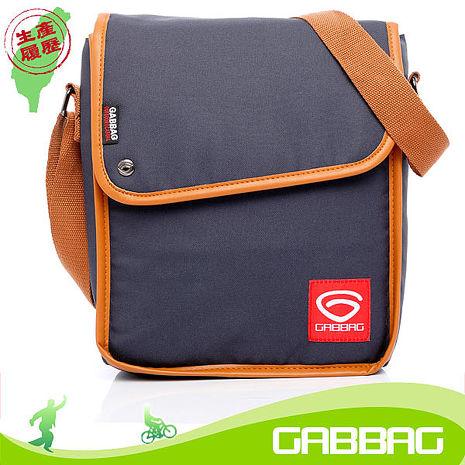 GABBAG 長崛側背包(iPad平板可入)(藍)(GB14107-47)【預購】