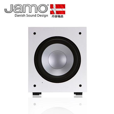 【Jamo超低音喇叭】─Jamo J10 Sub 白