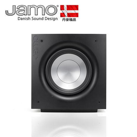 【Jamo超重低音喇叭】─Jamo J110 Sub 黑 / 白 / 櫻桃木