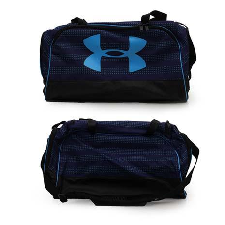 【UNDER ARMOUR】UA WATCH ME女旅行袋- 手提包 紫水藍