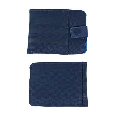 【ADIDAS】皮夾-手拿包 收納包 錢袋 零錢包 愛迪達 丈青藍