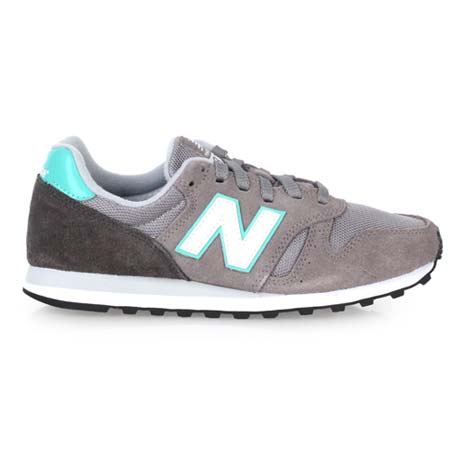 【NEWBALANCE】373 女復古休閒鞋-B- 慢跑 NB N字鞋 灰湖水綠