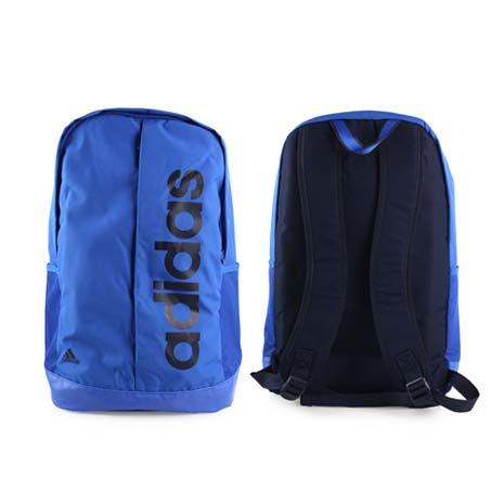 【ADIDAS】運動後背包-雙肩包 肩背包 旅行包 愛迪達 藍丈青