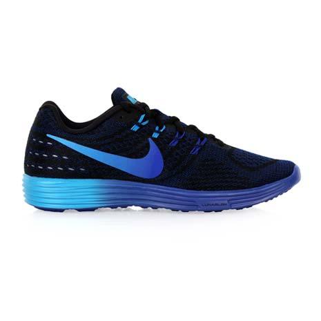 【NIKE】LUNARTEMPO 2 男慢跑鞋- 路跑 深藍黑