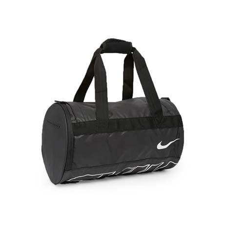 【NIKE】ALPHA ADAPT迷你桶包 -旅行袋 側背包 斜背包 行李包 黑白