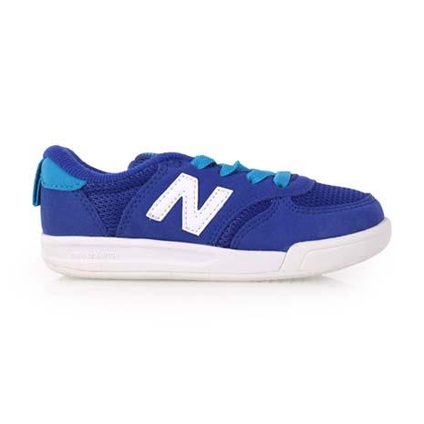 【NEWBALANCE】KT 300 男女兒童復古休閒鞋 - NB N字鞋 藍白