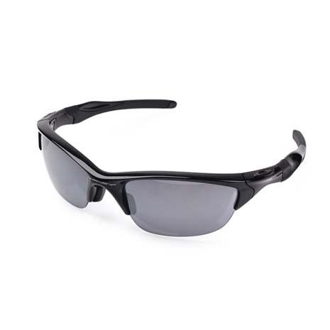 【OAKLEY】HALF JACKET 2.0 太陽眼鏡 - 附鼻墊沒有硬盒 黑