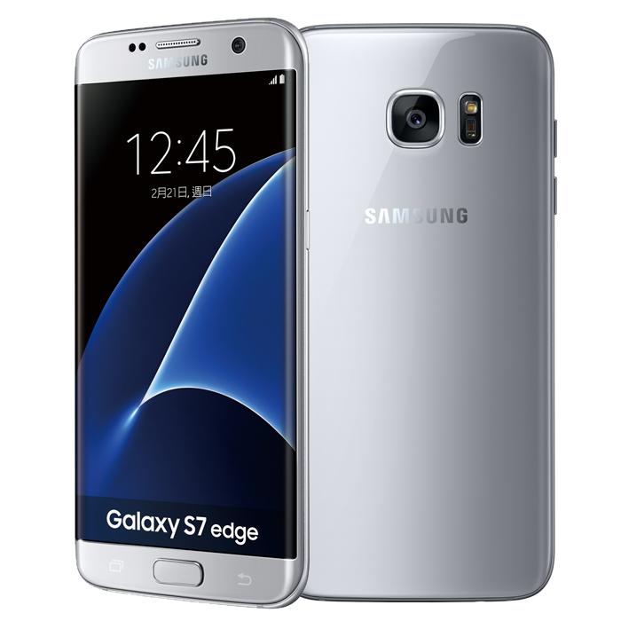 【送原廠閃充+9H玻璃貼】SAMSUNG Galaxy S7 edge(4G/32G)-銀色