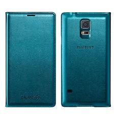 Samsung Galaxy S5 i9600 側翻皮套