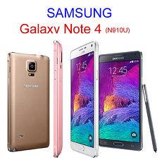 SAMSUNG GALAXY Note 4 (N910U)智慧型手機(32GB版)~送精品配件組