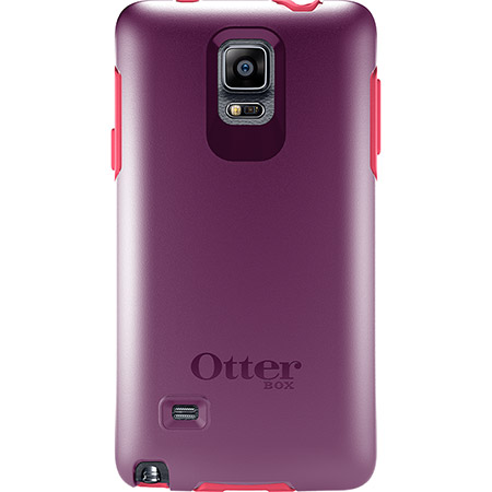 Otterbox SYMMETRY 防摔保護套 SAMSUNG GALAXY NOTE 4 -紫桃