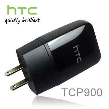 【HTC原廠】HTC 7.5W TCP900 旅行充電組 黑色