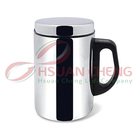 cook pot 不繡鋼雙層保溫杯350cc  (2入一組)