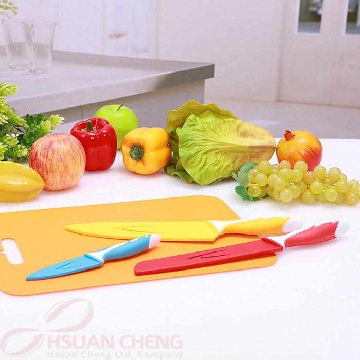 廚房陶瓷刀具3件組