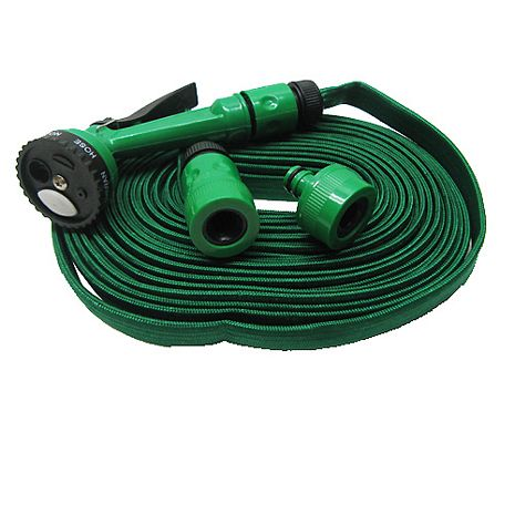 10公尺多功能高壓強力清洗水管(XY-34010)