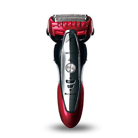 ★贈國際音波電動牙刷★Panasonic國際牌日本製3刀頭電鬍刀/ES-ST39-R(紅)
