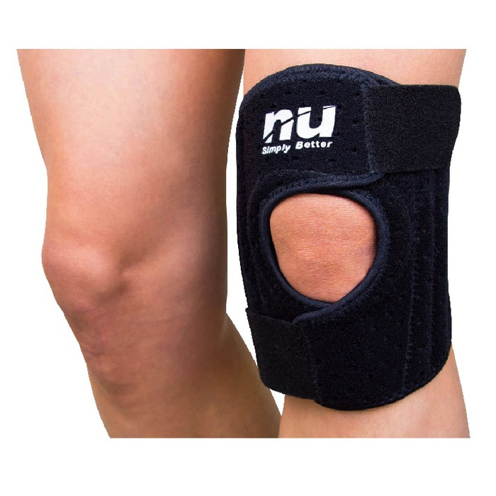 恩悠肢體裝具 (未滅菌)【恩悠數位】NU 鈦鍺能量可調式護膝 Plus