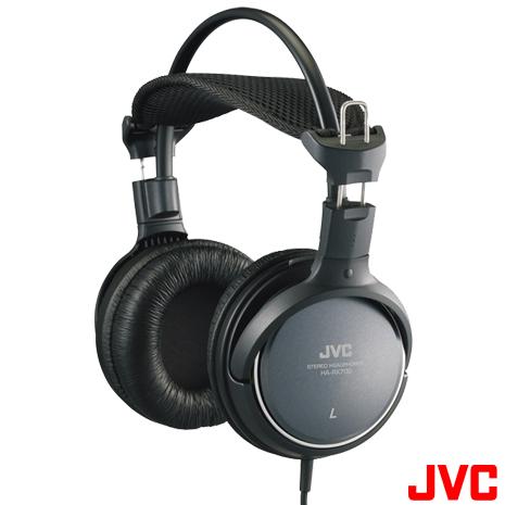 【JVC】HA-RX700 高音質全罩式重低音耳機