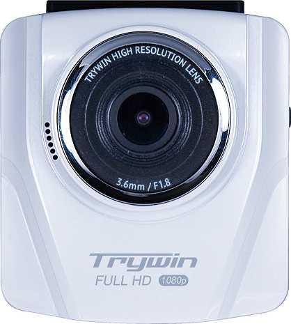 TRYWIN TD8 (送16G) 行車記錄器 支援 胎壓 雷達偵測