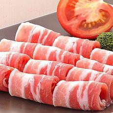 ~張姥姥食膳館~活力豬五花肉火鍋薄片 150g