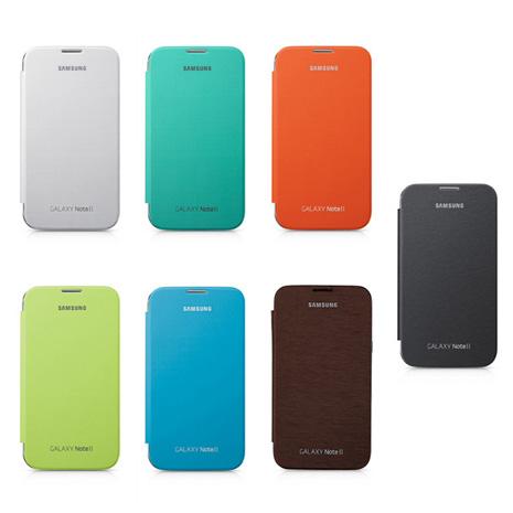 吊卡裝【三星原廠】SAMSUNG 三星 Galaxy Note2 N7100 原廠 書本式側掀皮套