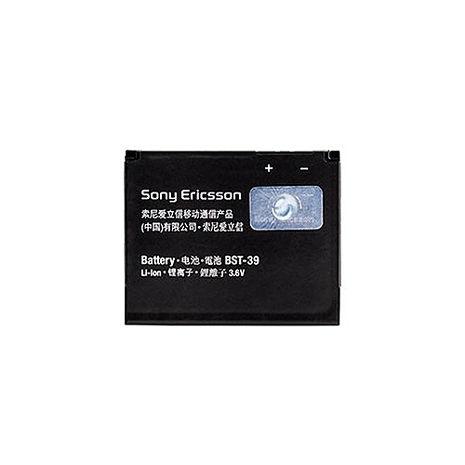 SONY BST-39 G702/T707i/Z555i/Zylo W20/W380i/W508/W908/W910/Z555i專用 原廠電池(裸裝)