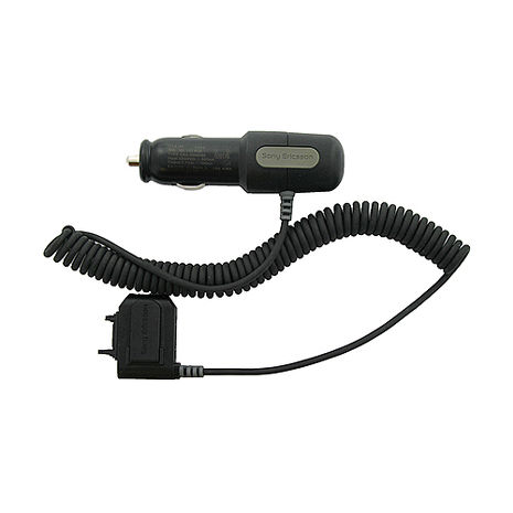 SonyEricsson CLA-60 適用K770/K660/G502/G700 原廠車充 (裸裝)