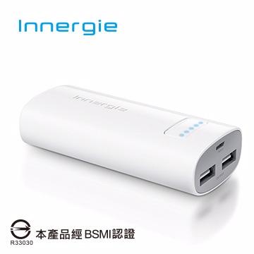 【限殺↘71折】Innergie台達電PocketCell Plus 6000mAh 雙USB快充行動電源★加碼送音樂分享器+造型筆筒