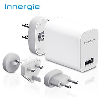 Innergie台達電 PowerTravel Kit 10瓦USB旅行萬用充電組