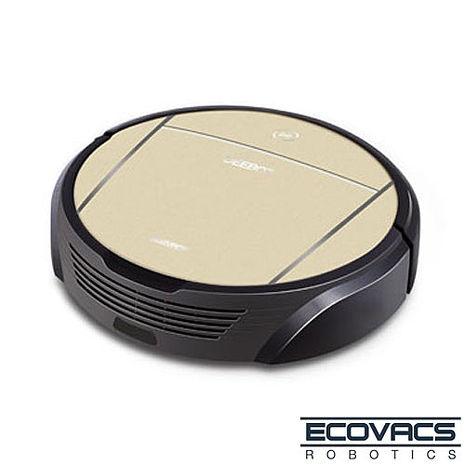 【Ecovacs 科沃斯】智慧掃吸拖吸塵機器人/D83