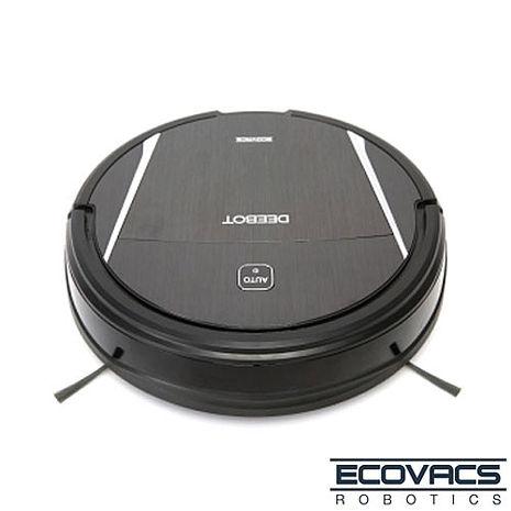 【Ecovacs 科沃斯】DEEBOT 智慧吸塵機器人/DM85