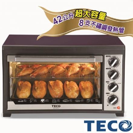 TECO東元42L雙溫控大烤箱/XYFYB4221