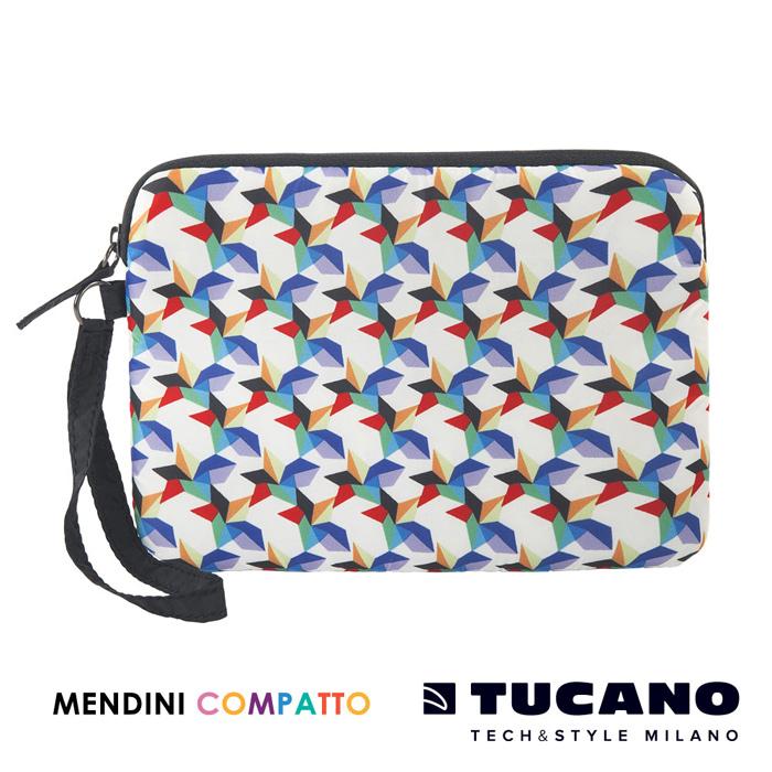 TUCANO X MENDINI 設計師系列輕量手拿包- 繽紛