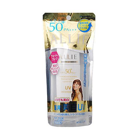 【即期品】KANEBO 佳麗寶 ALLIE EX UV高效防曬乳-輕透潤白型 N SPF50 PA+++(60ml)-期效201702