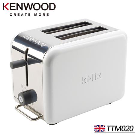 英國Kenwood kMix烤麵包機 TTM020白