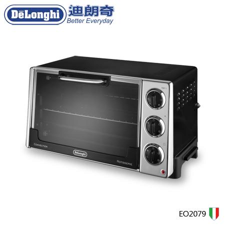 義大利 DeLonghi 迪朗奇 旋風式烤箱 EO2079