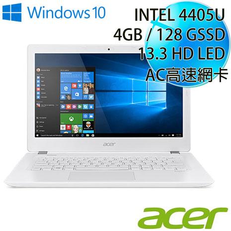 ACER V3-372-P1GH (13.3吋/Pentium 4405U/4G/128G SSD/Win10/USB3.1/AC網卡)