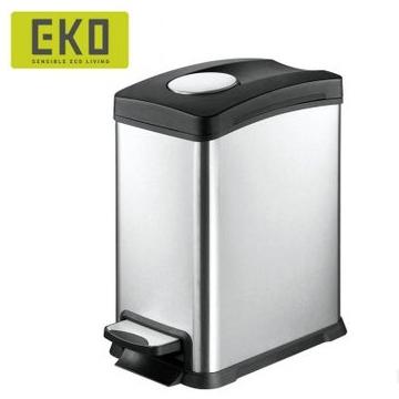 EKO樂享靜音垃圾桶-8L