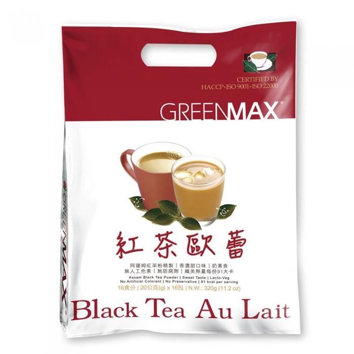 馬玉山 紅茶歐蕾3袋(16小包/袋)