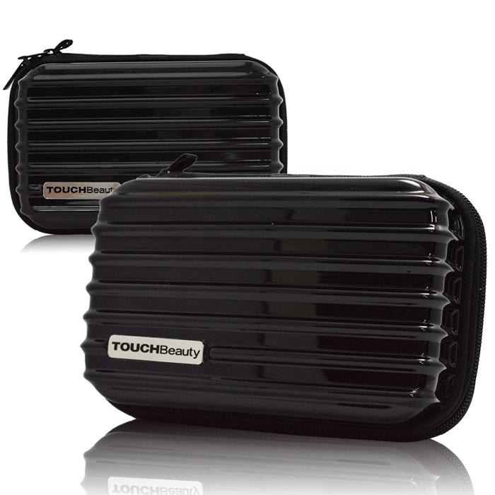 TouchBeauty 多功能過夜包/迷你行李箱 共2色-黑色