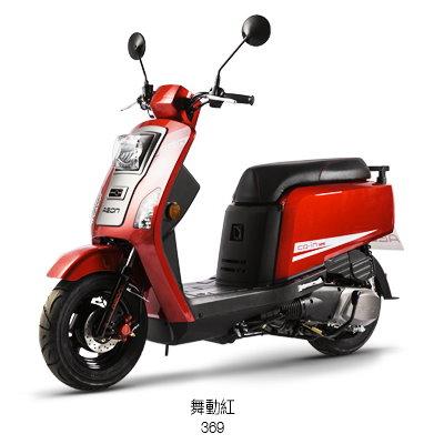2016年 AEON宏佳騰機車 CO-IN 125 碟煞 五期噴射