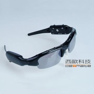 P2000太陽眼鏡造型 多功能錄影機