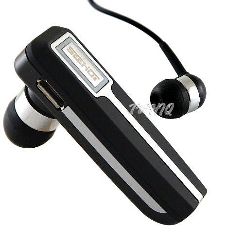 ~入耳式~ SEEHOT 單音+立體聲二合一藍牙耳機V2.1(SBS-030C)