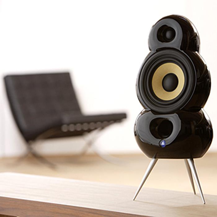 丹麥 Scandyna Podspeakers系列 MiniPod 造型喇叭 小而美的設計 尺寸精巧卻能有生動的音效表現