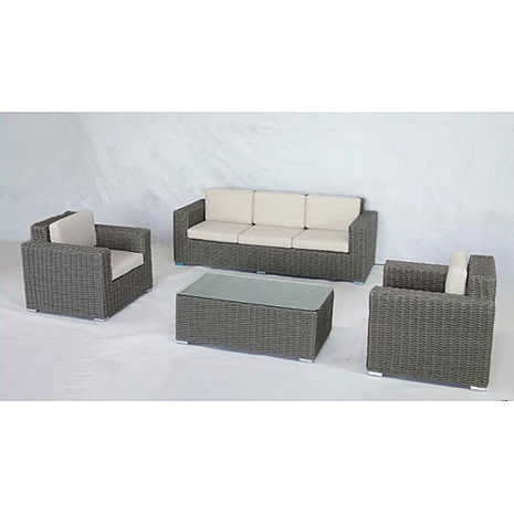 鋁合金沙發椅組
