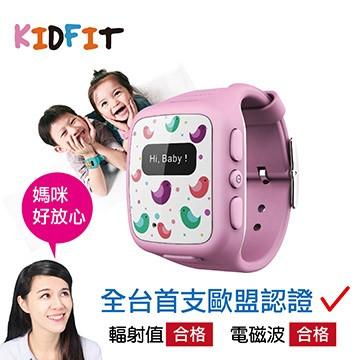 Omate KidFit 兒童智慧手錶-粉