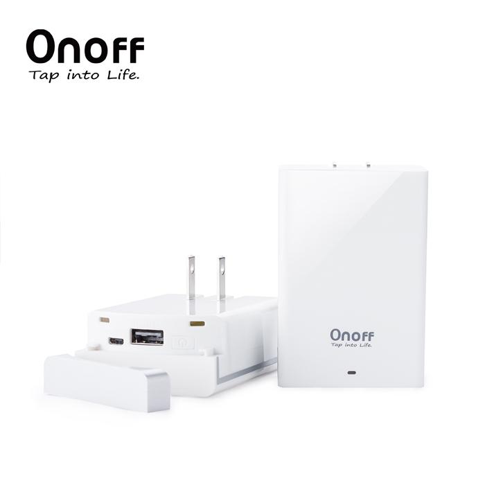 Onoff ACPB-A5 Smart PowerBank 4000mAh 智慧行動電源